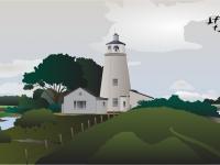 Sir Peter Scott's Lighthouse